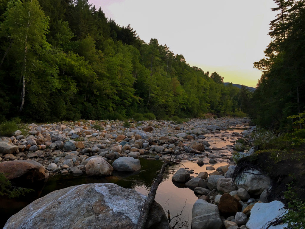 The Wild River