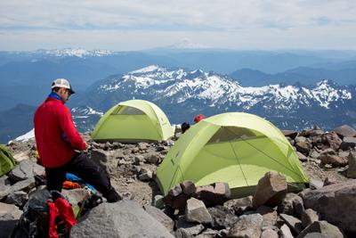Day 1 Arrival into Portland OR or Seattle WA & Mount Rainier: Mount Rainier National Park | Northeast Mountaineering