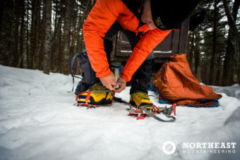 How To Select traction for your hike. Microspikes, Crampons or Snowshoes?