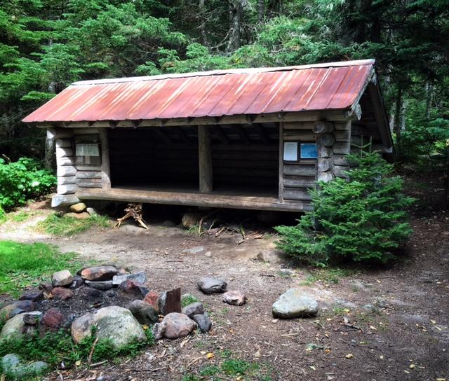 Dry River Shelter #3