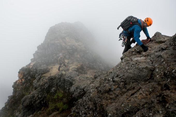 The Southeast Ridge of Rucu Pichincha offers secure scrambling with heart-pumping exposure