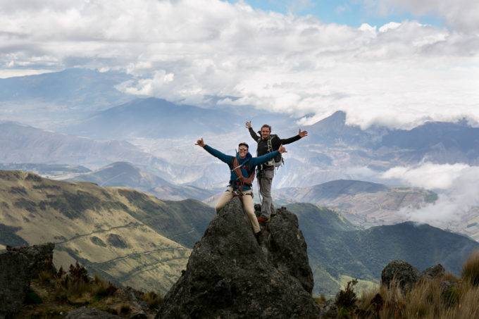 The summit of Fuya Fuya (13,986ft) offers our second chance to acclimatize our bodies to the higher altitude. A gentle 2-hour hike with moderate scrambling at the end, makes this an unforgettable experience